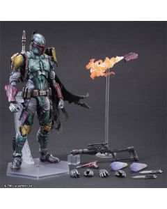Star Wars Boba Fett Action Figure Model