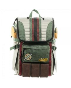 Star Wars Boba Fett Mandalorian Armor Backpack