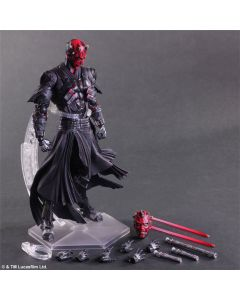 Star Wars Darth Maul Action Figure Model
