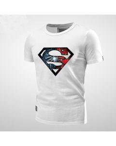 Superman Cotton Men T-Shirt