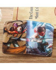 Talon League of Legend Short Wallet
