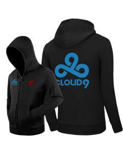 Team Cloud9 Pullover Hoodie Sweatshirt