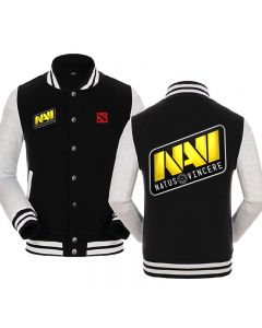 Team NaVi Baseball Jacket