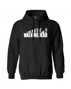The Walking Dead Evolution Printd Pullover Hoodie