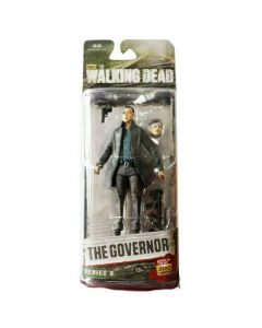 The Walking Dead The Governor PVC Action Figure Model