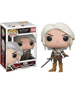 The Witcher 3 Wild Hunt Ciri Vinyl Action Figure