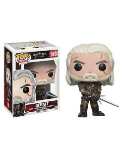 The Witcher 3 Wild Hunt Geralt Vinyl Action Figure