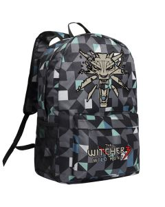 The Witcher 3 Wild Hunt Rucksack School Bag