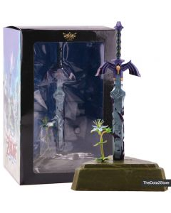 The Zelda Breath of the Wild Master Sword Skyward Sword PVC Action Figure