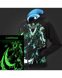 Thresh League of Legends Luminous Hoodie