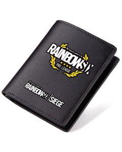 Tom Clancy's Rainbow Six Siege Pu Leather Wallet