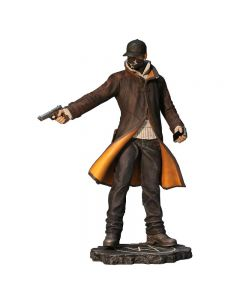 Watch Dogs Aiden Pearce PVC Action Figure Model