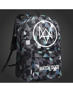 Watch Dogs Backpack Schoolbag