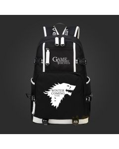 Winter is Coming Game of Thrones Backpack