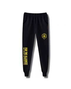 World of Warcraft For The Alliance Sweatpants