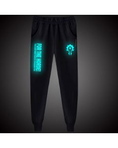 World of Warcraft For The Horde  Luminous Sweatpants
