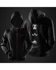 World of Warcraft Sylvanas Windrunner Zipper Hoodie