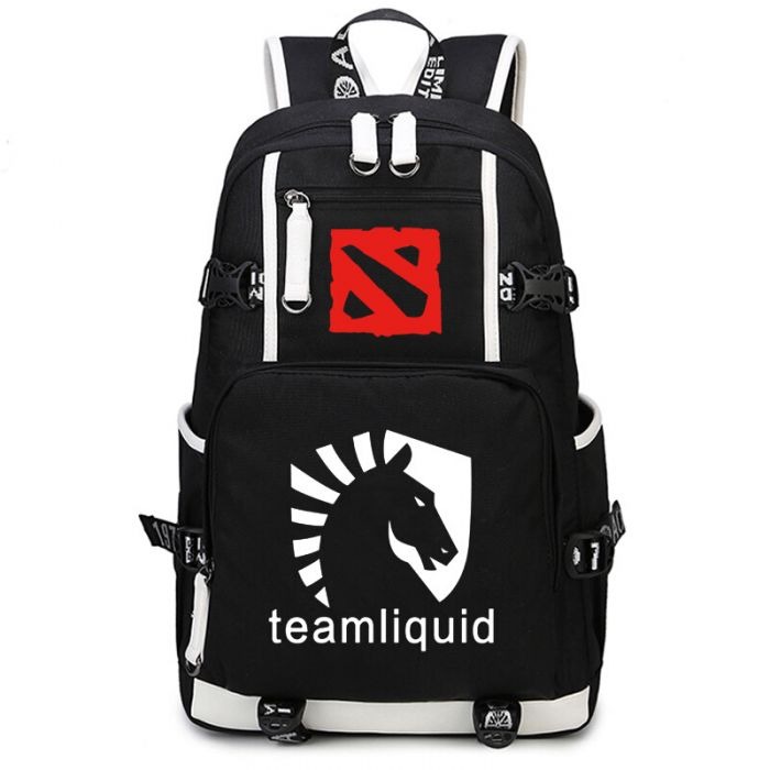 Dota 2 Team Liquid Backpack School Bag