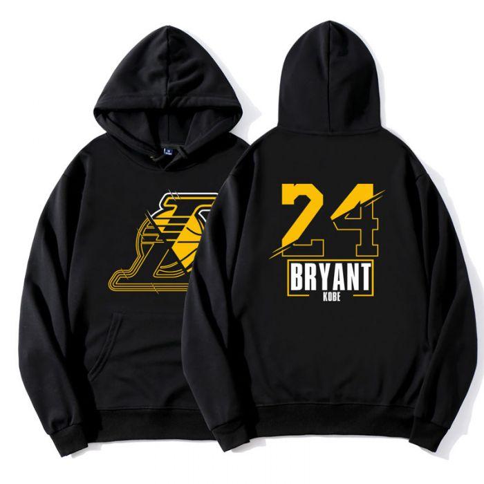 NBA Kobe Bryant Hoodie Basketball