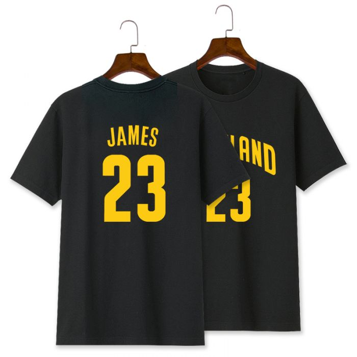 uk availability 095f4 1bcb5 NBA LeBron James Number 23 Tee Shirt