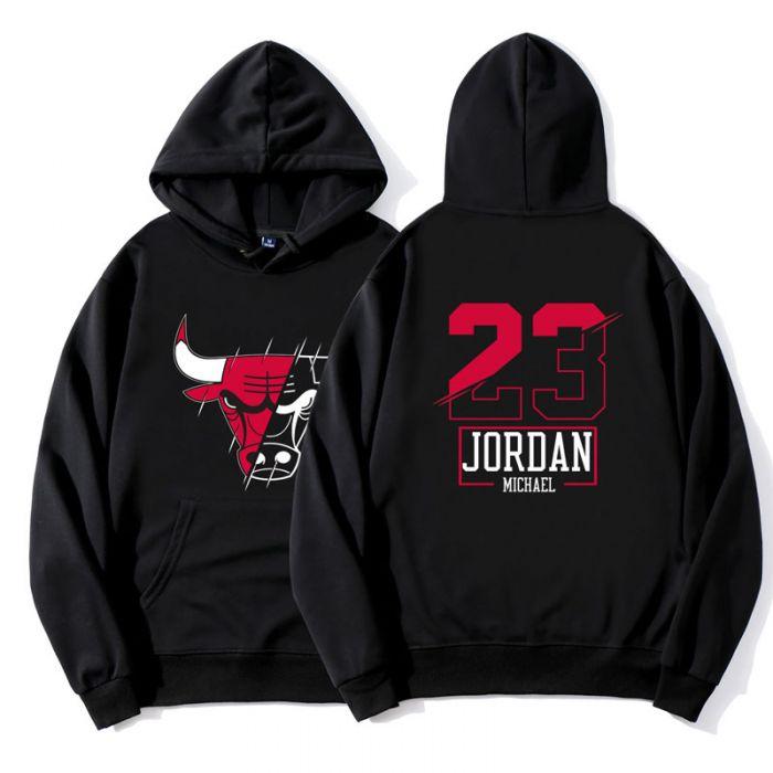 NBA Michael Jordan Hoodie Basketball