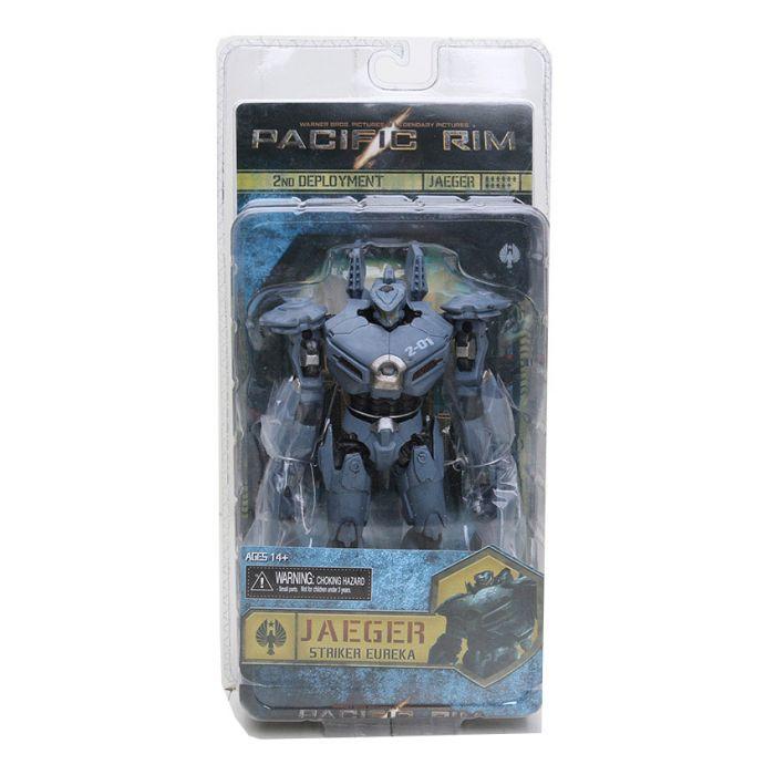 Pacific Rim Action Figure Kids Toys Striker Eureka