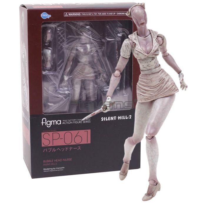 Silent Hill 2 Bubble Head Nurse Sp 061 Action Figure Dota 2 Store