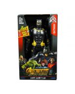 Marvel Black Panther Action Figure Model With LED Light And Sound