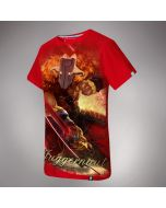 DOTA 2 Juggernaut Graphic Design T Shirt