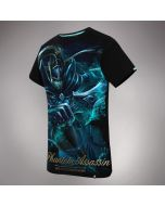 DOTA 2 Phantom Assassin PA Graphic Design T Shirt