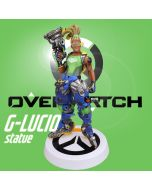 Overwatch Lucio Statue Action Figure