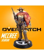 Overwatch McCree Statue Action Figure