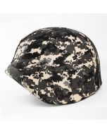 PUBG Military Helmet (Level 2) Woodland Camo Cosplay Pop