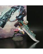 Riven League of Legend Action Figure Statue