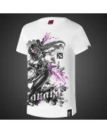 Templar Assassin Character Graphic Dota 2 Ink Style T Shirt
