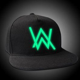 2019 New Alan Walker DJ Baseball Cap Alan Walker with The Return of Men and Women Black Adjustable