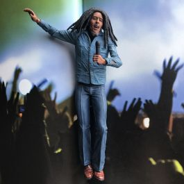 Bob Marley Music Legends Jamaica Singer Action Figure Collectible Model Toys PVC