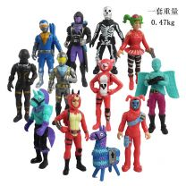 12pcs Fortnite figure action Toy model doll Decoration