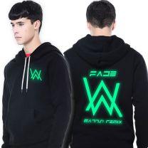 Alan Walker Faded Luminous Pullover Sweatshirt