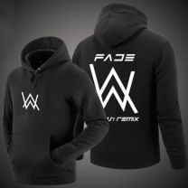 Alan Walker Faded Pullover Hoodie Without Zipper