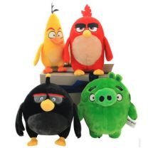 Angry Bird Plush Doll Toy