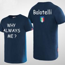 Balotelli Why Always Me Men T-shirt