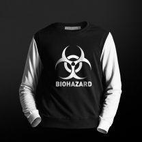 Biohazard Logo Sweatshirt Without Hoody