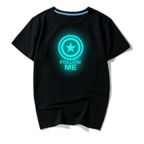 Captain America Luminous T-Shirt