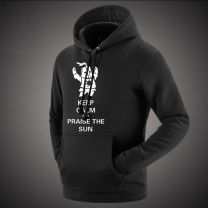 Dark Souls Keep Calm and Praise the Sun Pullover Hoodie