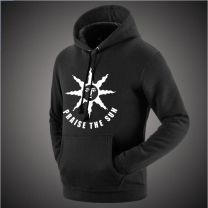 Dark Souls Praise the Sun Hoodie Without Zipper