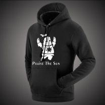 Dark Souls Praise the Sun Pullover Hoodie