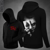 DC Batman Zipper Pullover Hoodie Sweatshirt