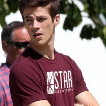 DC The Flash Short Sleeve Tee Shirt