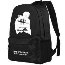 Dead by Daylight Canvas Backpack SchoolBags